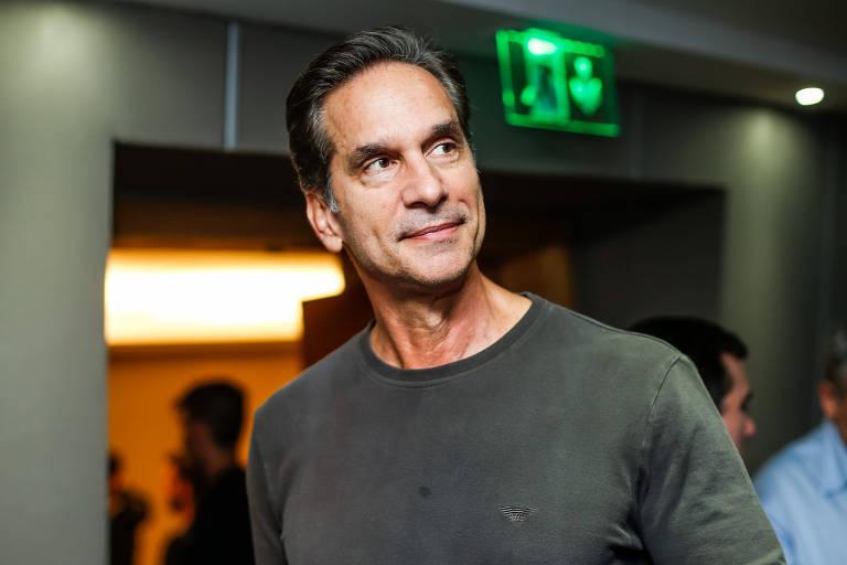 O ator Victor Fasano