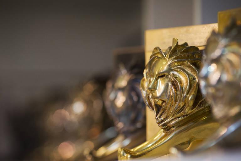Troféu Leão de Ouro de Cannes, principal evento de publicidade mundial
