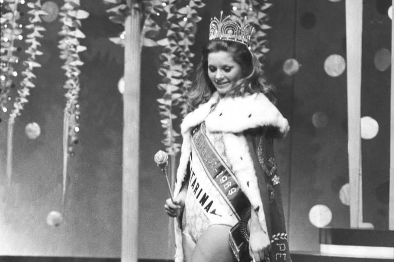 Eleita miss Brasil há 50 anos, Vera Fischer diz que só participou do concurso para ser livre