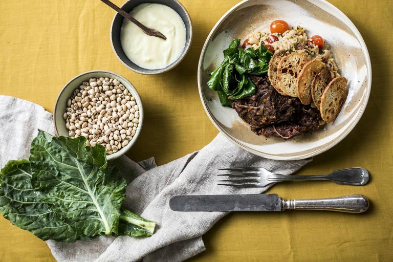Para se sentir em casa, A Baianeira é a melhor opção de restaurante