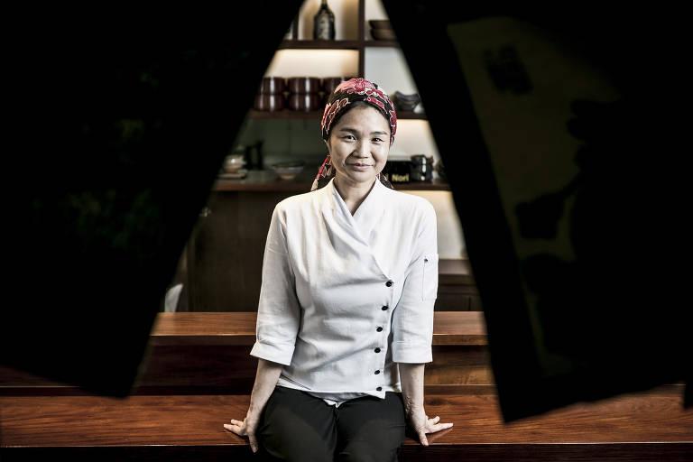 Telma Shiraishi é primeira mulher eleita Melhor Chef do ano