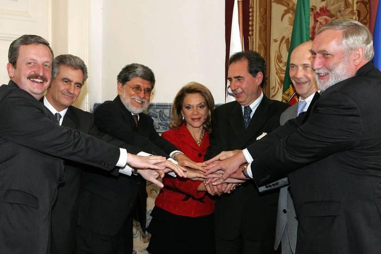 Cronologia das negociações do acordo entre Mercosul e UE
