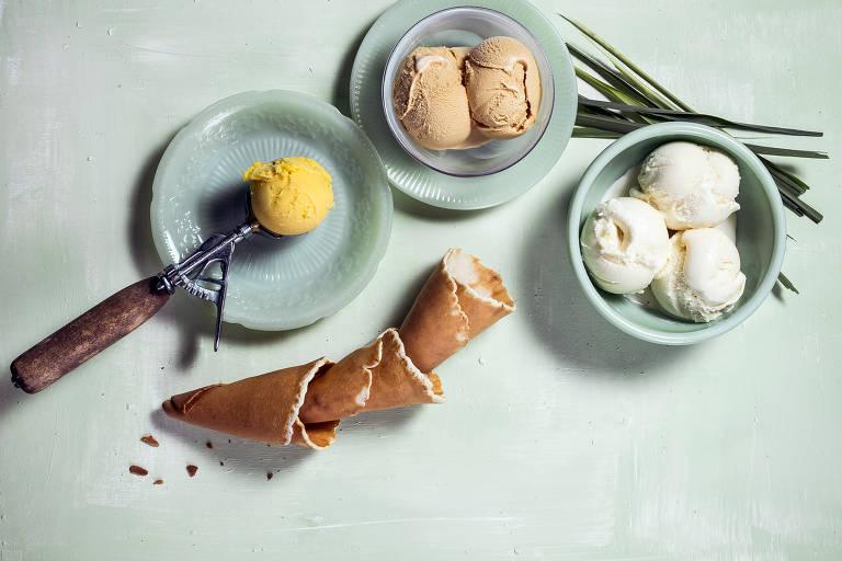 Bacio di Latte e Frida & Mina são eleitas como melhores sorveterias de SP