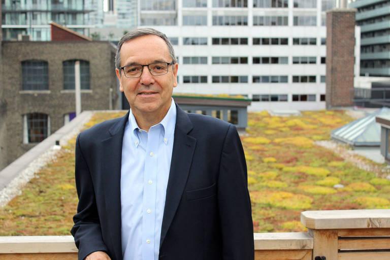 O urbanista colombiano Guillermo Peñalosa, 62