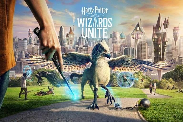 'Harry Potter: Wizards Unite' vira febre no Brasil com realidade aumentada avançada