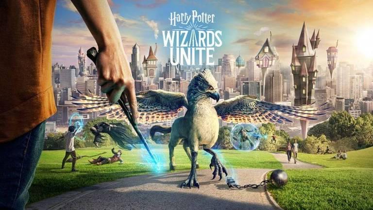 App 'Harry Potter: Wizards Unite'