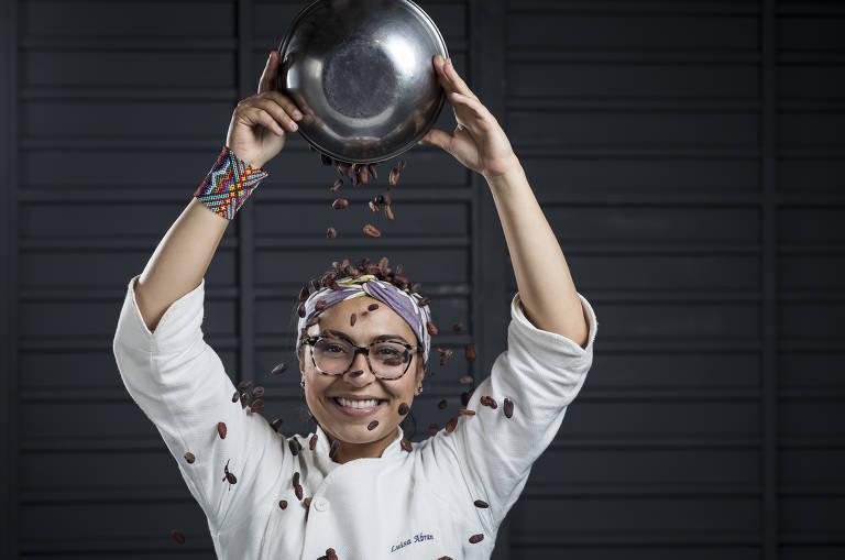 Luisa Abram exporta chocolate feito com cacau da Amazônia