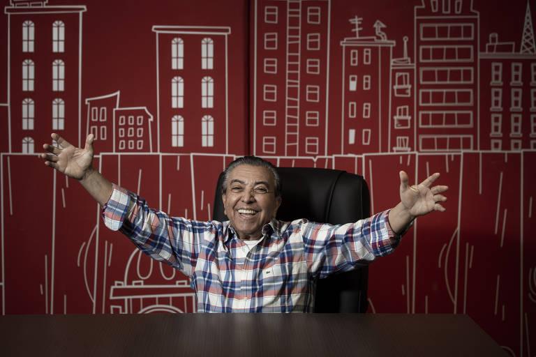 'Meus leitores votam em todas as pessoas', diz Mauricio de Sousa