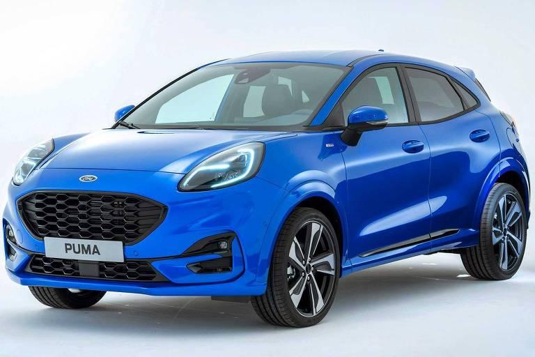 Ford Puma, novo SUV da Ford para substituir o EcoSport na Europa