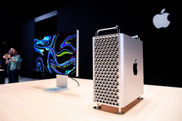 Mac Pro da Apple na Worldwide Developer Conference