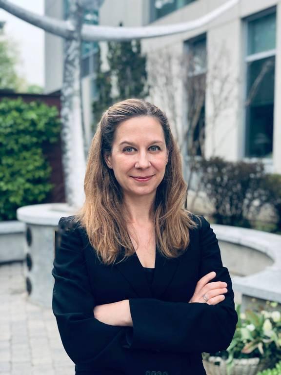 Brenda Elsey, professora de História da Universidade Hofstra, de Nova York