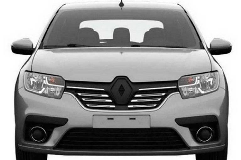 Fotos vazadas do novo Renault Sandero 2020