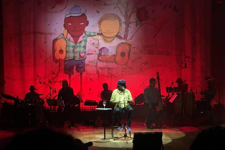 Milton Nascimento faz show em Tel Aviv, contrariando protestos