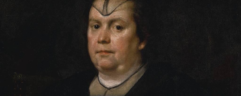 'Retrato de Olimpia Maidalchini Pamphili', de Diego Velázquez