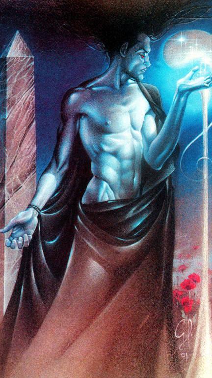 Sandman, personagem de história em quadrinhos, criado por Craig Hamilton, em 1994