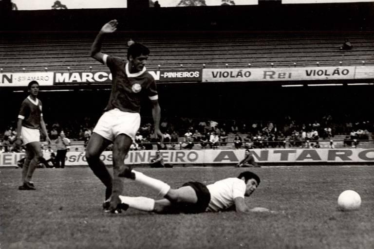A carreira de César Maluco no Palmeiras