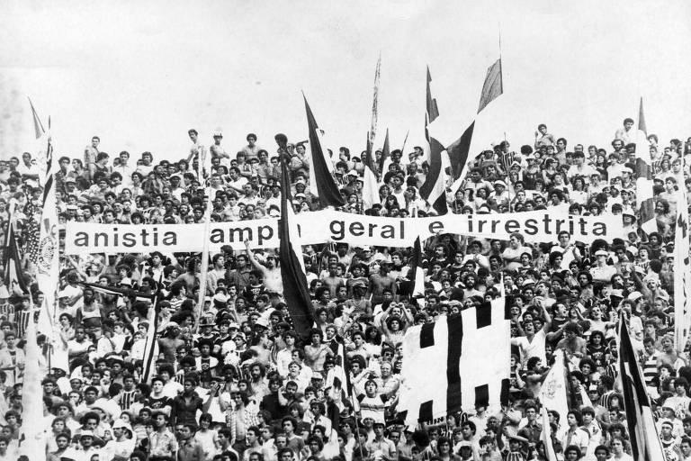 Gaviões da Fiel, principal torcida organizada do Corinthians, faz 50 anos
