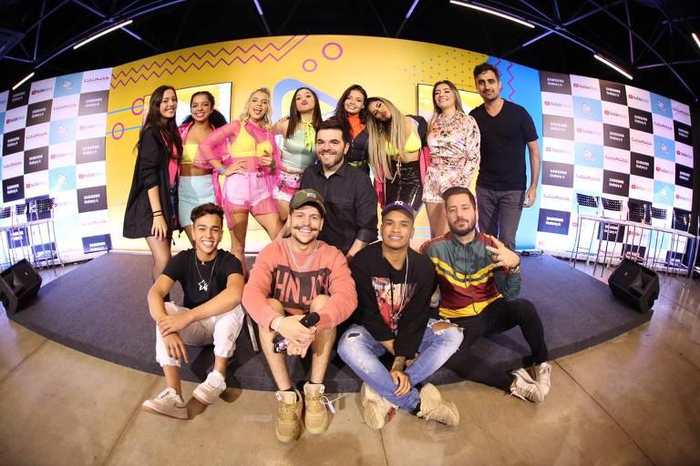 Festival Teen 2019 aposta em nomes conhecidos na internet para aproximar fãs de seus artistas