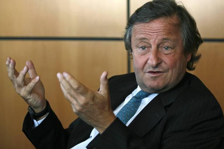 Cristiano Rattazzi, presidente-executivo da Fiat Argentina