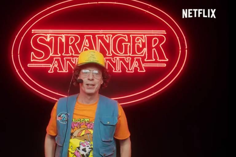 Netflix e Bombril promovem 'Stranger Things'