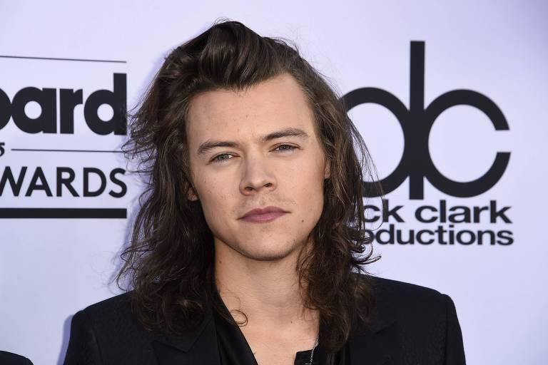 O ator e músico Harry Styles