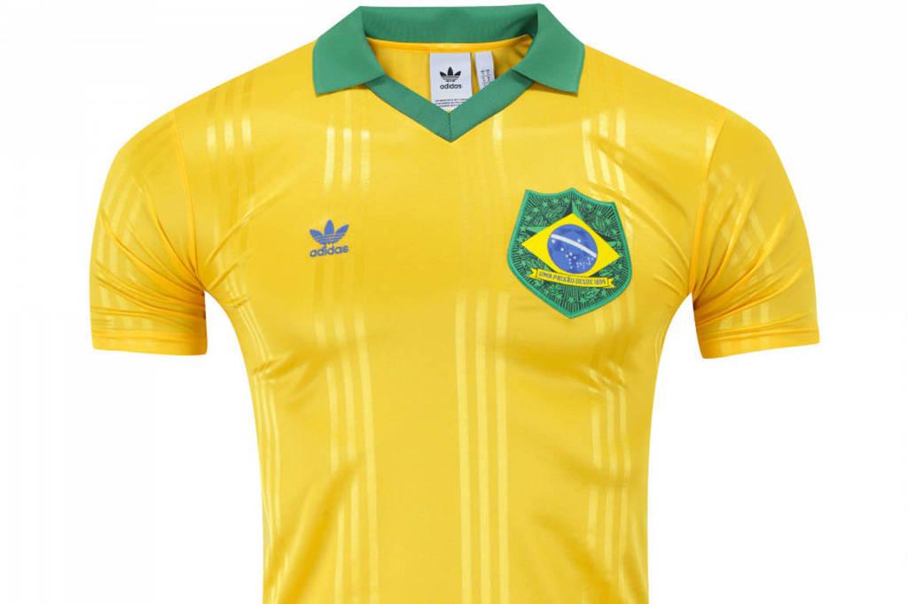 Ingenioso Portavoz curva  Justiça nega pedido da CBF para impedir venda de camisas da Adidas -  02/07/2019 - Esporte - Folha
