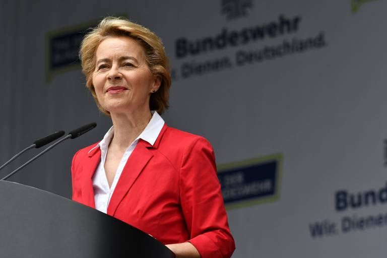 Ursula von der Leyen, a nova presidente da Comissão Europeia