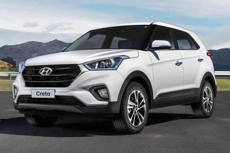 Hyundai Creta 2020 ganha retoques no visual