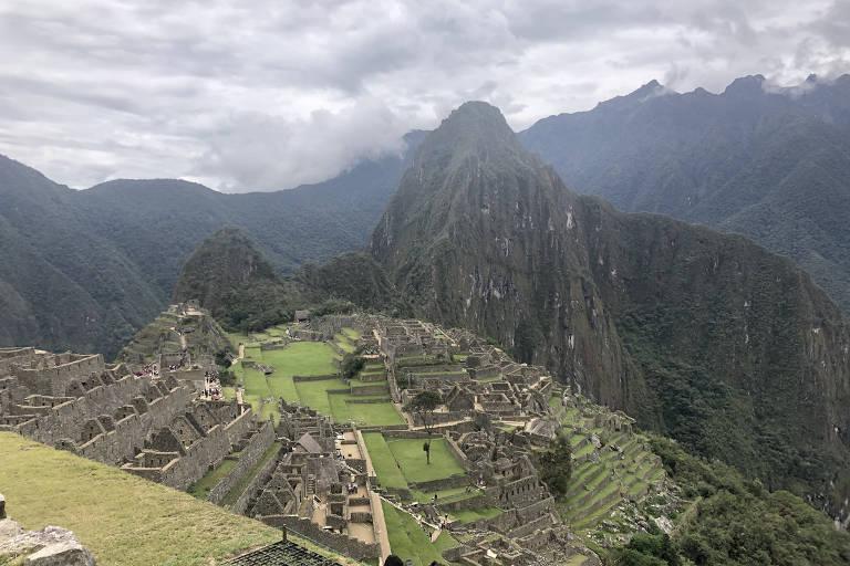 Leitora relata viagem a Machu Picchu