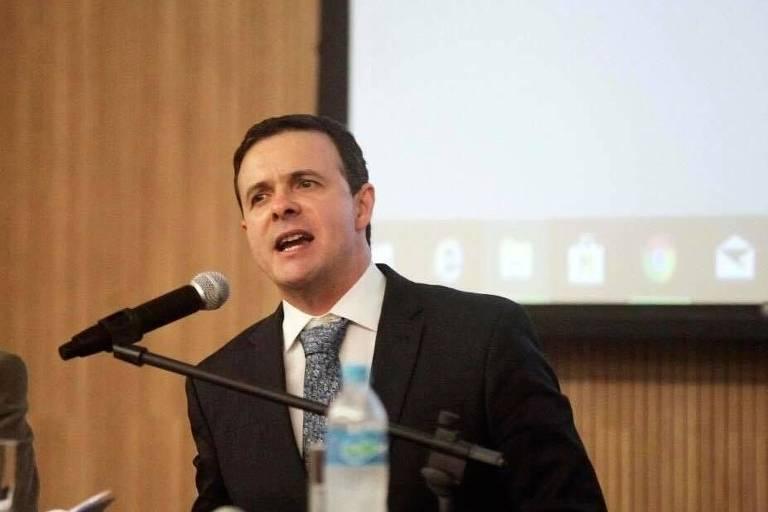 Edilson Mougenot Bonfim, procurador do Ministério Público do Estado de São Paulo