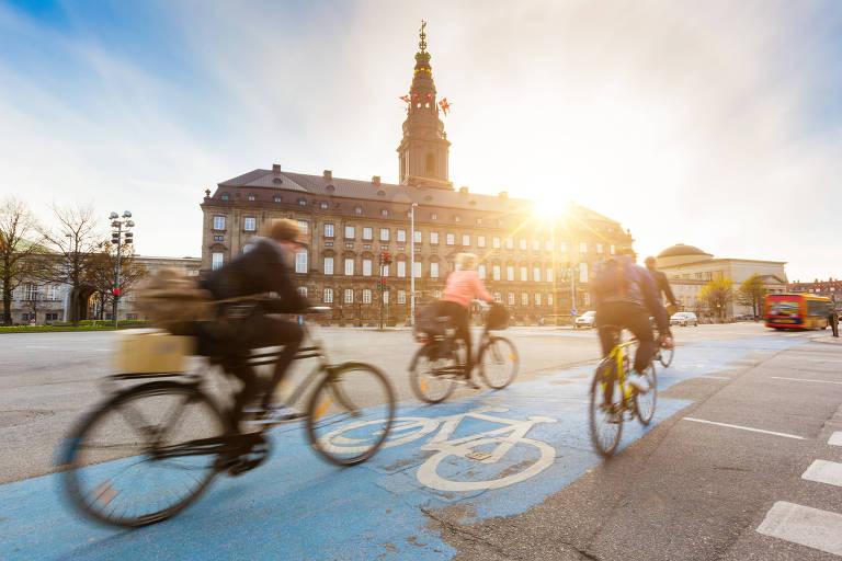 Índice lista as 20 melhores cidades para pedalar no mundo