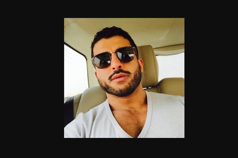 Príncipe dos Emirados Árabes, Khalid Al Qasimi