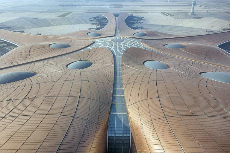 Pequim inaugura novo mega-aeroporto