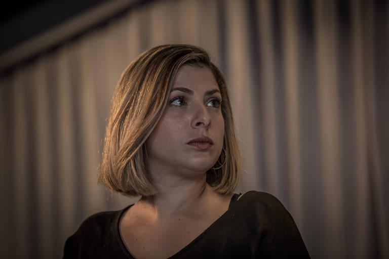 A jornalista Daniela Lima, editora do Painel da Folha