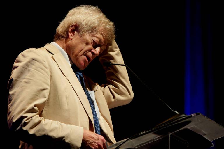 Filósofo Roger Scruton participa do Fronteiras do Pensamento, em São Paulo