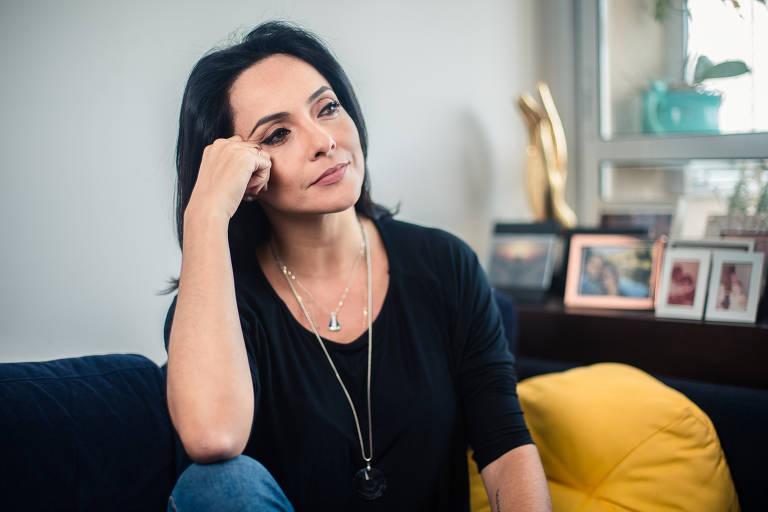 Izabella conta um pouco da sua vida pessoal e profissional, e sua relação com a sindrome de burnout
