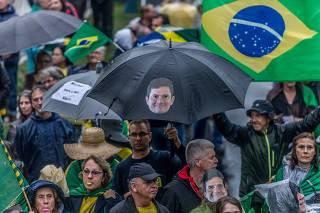 APOIO AO SERGIO MORO - Porto Alegre, RS - 30/06/2019