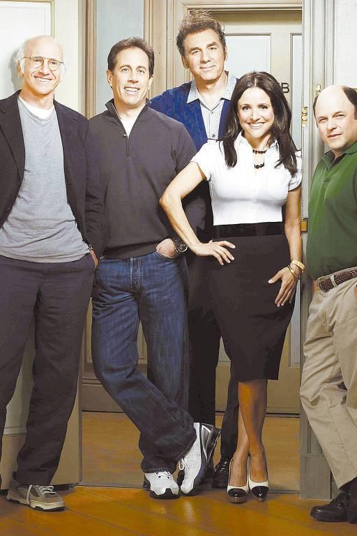 Séries inspiradas por 'Seinfeld'