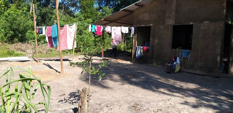 Fundação Florestal de SP destrói casas em unidade de conservação