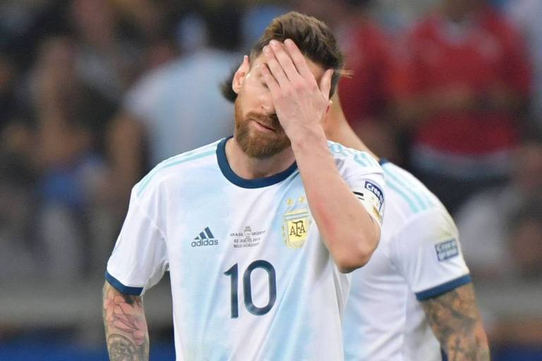 Mesmo com Messi em campo, a disputa do terceiro lugar da Copa América é sem graça, inútil