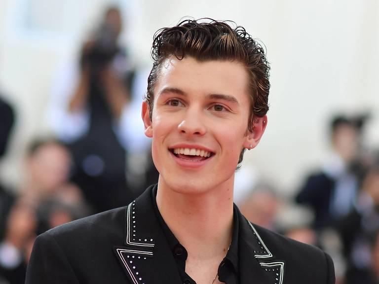 Shawn Mendes no Met Gala 2019