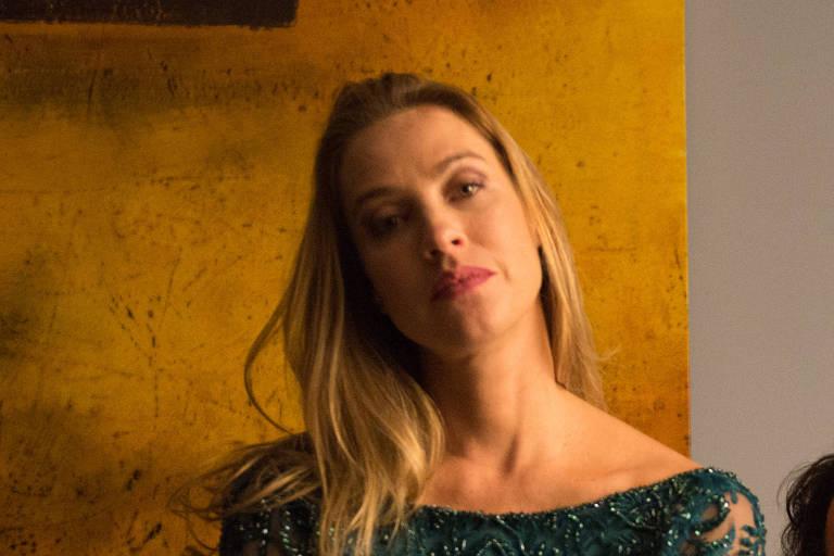 Luana Piovani e Marco Luque em cena de 'O Homem Perfeito' PARA USO EXCLUSIVO DA ILUSTRADA