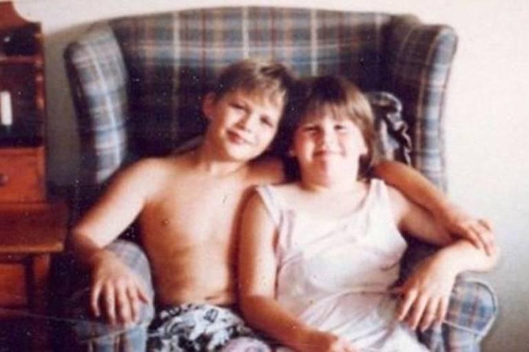 Sean Smith matou sua irmã pequena, Erin, com um disparo acidental quando tinha dez anos