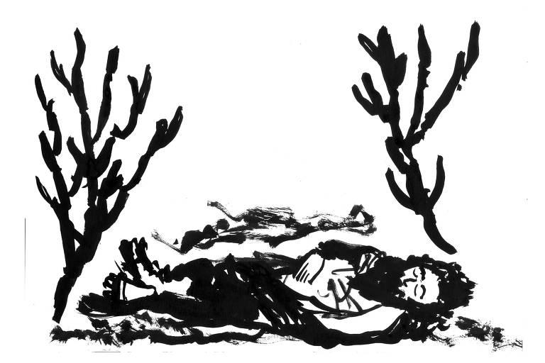 Ilustrações ressaltam proximidade de 'Deus e o Diabo' e 'Os Sertões'
