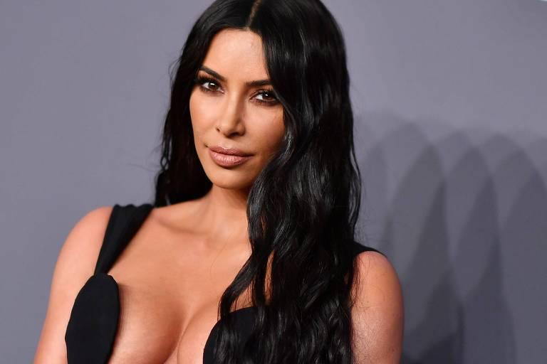Kim Kardashian ganhou quase US$ 3 milhões depois de processar marca de roupa