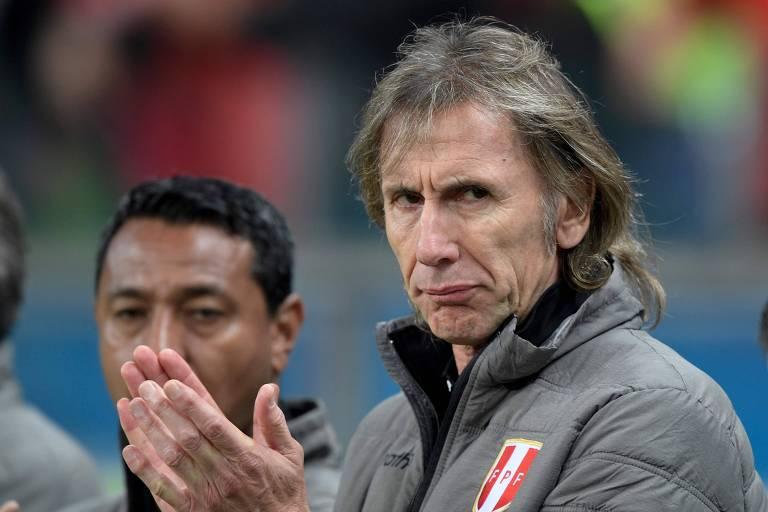 Que Peru jogará a final contra o Brasil no Maracanã?