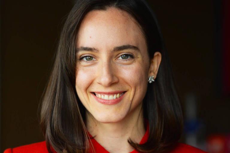 A brasileira Agatha Bacelar, 27, que concorrerá a uma vaga no Congresso dos EUA em 2020