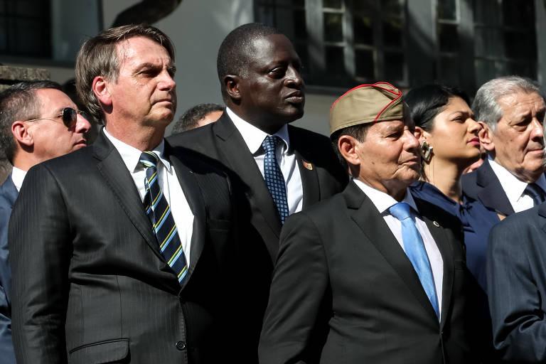 Quem é Helio Negão, o deputado que aparece sempre ao lado de Bolsonaro