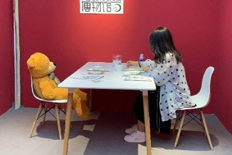 Pequim abre 'museu para solitários' e indica formas de lidar com isolamento