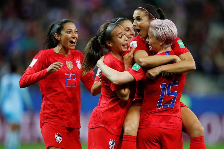 Trajetória da seleção dos EUA na Copa do Mundo